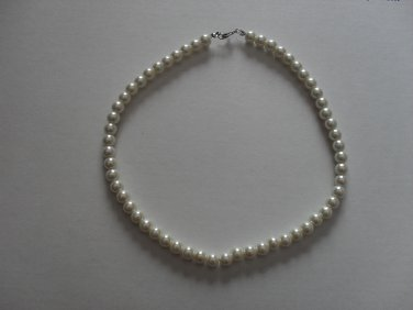 "16"" Pearl Necklace"