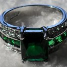 *Sale* 14K Emerald Ring ~ Size 8