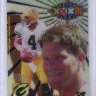 Brett Favre 1998 Edge Super Bowl 'Proof' #8 of 25 Packers HOF
