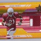 Antrel Rolle RC 2005 Leaf R&S Longevity Patch #254 Giants #/50