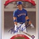 Mark Teixeira 2002 Donruss Classics Autographed RC #150 Yankees, Rangers