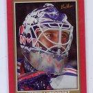 Henrik Lundqvist - RC Rangers 2005-06 Parkhurst Beehive Red #126