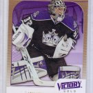 "Jonathan Quick Gold SP 2009-10 UD Victory Series 2 ""Gold"" Parallel #272  Kings"