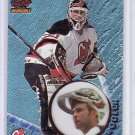 Martin Brodeur 1997-98 Ice Blue Parallel Pacific Invincible #76  Devils
