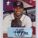 """C.C. Sabathia  """"Private Signings"""" 2002 Donruss Studio #181 Yankees #/50"""
