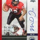 Michael Turner RC Autograph Falcons SP Authentic #SS-MT