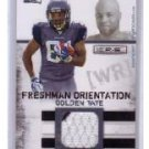 #/299 Golden Tate RC Seahawks 2010 R&S Freshman Orientation 2-Color RC Jersey