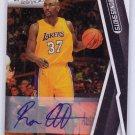 Ron Artest #/50 Auto 2010-11 Prestige 'Bonus Shots' Autograph #52 Lakers
