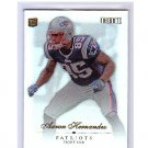 Aaron Hernandez RC 2010 Topps Tribute #38 Patriots