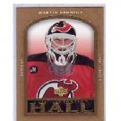 Martin Brodeur 2005-06 UD Destined for the Hall #DH2 Devils