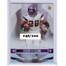 Adrian Peterson 2008 Playoff Absolute Spectrum #84  Vikings #/100