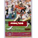 Jerry Rice  2001 Pacific Retail LTD #387 49ers #/299