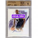 Josh Howard RC 2003-04 Ultimate Collection Autographed  SP #152  #/250 BGS 9.5/10 Mavs Jazz