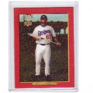Matt Kemp RC 2006 Topps Turkey Red Red Parallel #602 Dodgers Padres