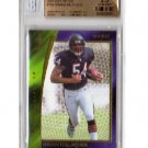 Brian Urlacher RC 2000 Collector's Edge Odyssey Retail RC #110 Bears BGS 9.5
