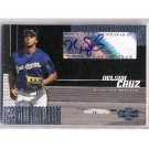 Nelson Cruz 2006 Topps Co-Signers Autograph RC #113 Orioles, Brewers Rangers