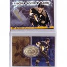 Jaromir Jagr 2 Card lot from the 1990's Bruins. Penguins