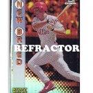 Scott Rolen - 1999 Topps Chrome New Breed Refractors #NB6  Phillies