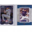Yu Darvish 2-Card Rookie Lot  Texas Rangers Patch & RC
