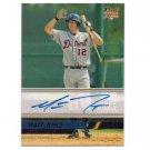 Matt Joyce 2008 Stadium Club/Autograph Issue #155 Rays, Tigers