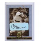 Andre Dawson HOF Auto 2005 Donruss Greats Gold Holofoil Signatures #3 HOF Autographed Cubs, Expos