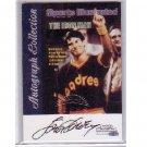 Steve Garvey 1999 Fleer Sports Illustrated Autograph Collection Dodgers Padres