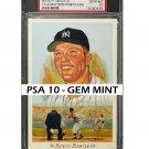 Mickey Mantle PSA 10 1989 Perez-Steele Celebration #28 Yankees PSA Gem Mint