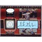 Adrian Gonzalez 2004 Leaf Certified Cuts Autograph #193  Dodgers, Red Sox, Rangers #/100