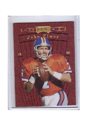 John Elway 1996 Playoff Prime Boss Hogs #16 Broncos