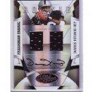 Darrius Heyward-Bey RC 2009 Certified Freshman Fabric Autograph #226 Raiders, Colts #/249