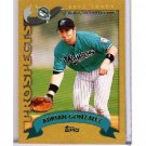 Adrian Gonzalez 2002 Topps Traded Gold #T152 Dodgers #0390/2002