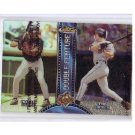 Cal Ripken 1999 Finest Double Feature Right Side Refractor #DF6 Orioles