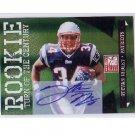 Stevan Ridley 2011 Elite Turn of the Century Autograph RC #192 Patriots #226/399