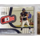 Jay Cutler 2006 Topps NFL 8306 #NFL8 RC Bears, Broncos BGS 9.5 Pop 7