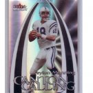 Peyton Manning 2000 Fleer Mystique Canton Calling #5 of 10 CC Colts, Broncos
