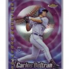 Carlos Beltran 2000 Finest Ballpark Bounties #BB9 Yankees, Cardinals, Mets
