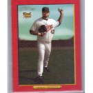 Francisco Liriano 2006 Turkey Red Red RC Parallel #613 Twins Pirates