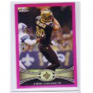 Jimmy Graham 2012 Topps Pink Refractor #73 Saints, Seahawks /399
