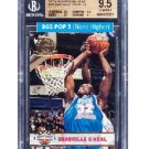 Shaquille O'Neal 1993-94 Hoops Fifth Anniversary Gold #264  BGS Gem Mint 9.5 Lakers POP 5 Shaq