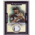 Hanley Ramirez 2007 UD Masterpieces Captured on Canvas Jersey #CC-HR Dodgers