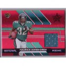 Maurice Jones-Drew 2006 Leaf Longevity Material Rookie #256 Jaguars