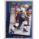 Wayne Gretzky HOF 1994-95 Upper Deck Predictor Hobby #H1 Insert Kings, Rangers