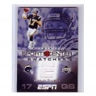 Philip Rivers 2005 ESPN Sports Center Swatches #SCS-PR Chargers