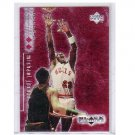 Michael Jordan 1998-99 Black Diamond Double Diamond #2   Bulls #/3000
