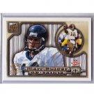 Marc Bulger 2000 Aurora Autographed RC #88 Rams, Saints