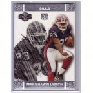 Marshawn Lynch  2007 Topps Co-Signers #69 RC Seahawks, Bills  #/2499