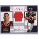 Eric Decker 2010 Panini Threads Rookie Collection Jersey #14 Broncos RC #/299