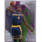 Chris Webber RC 1993-94 Ultra Power In The Key #9 Rookie Insert Bullets, Warriors