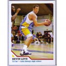 Kevin Love 2007 SI for Kids - 1st Card ever - Lake Oswego HS, Timberwolves, Cavs