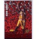 Kevin Garnett RC 1995-96 Signature Rookies Red Hot Rookies #R6 RC Celtics
